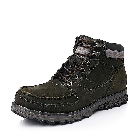 CAT/卡特黑色男装休闲鞋粗犷装备(Rugged)P718946E3MDR40