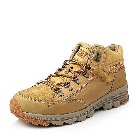 CAT/卡特黄色男装休闲鞋活跃装备(Active)P718993E3MDA40