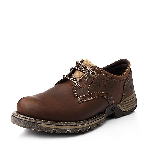 CAT/卡特年浅棕色男装休闲鞋I-科技(ITECH)P717843E3VMI01