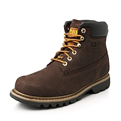 CAT/卡特棕色男装休闲鞋粗犷装备(Rugged)P717793E3BDR33