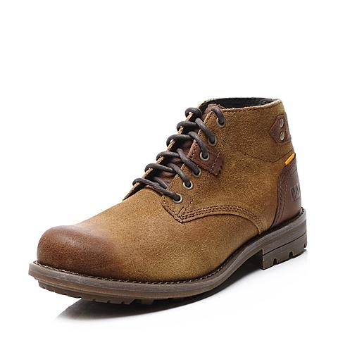 CAT/卡特男士户外休闲低靴粗犷装备(Rugged)P716399E3VDR34