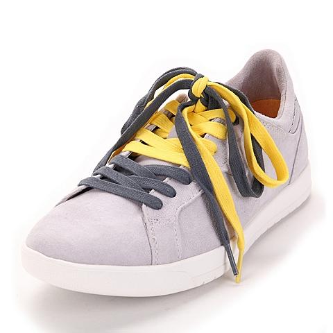 CAT/卡特春夏专柜同款牛剖层革男休闲鞋P718683E1KMC06