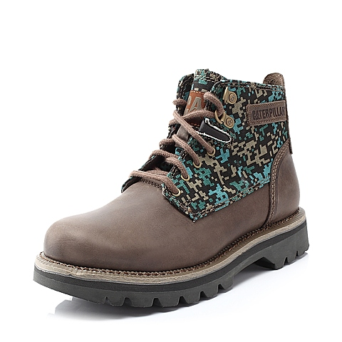 CAT/卡特男士户外休闲低靴粗犷装备(Rugged)P718890E3BDR03