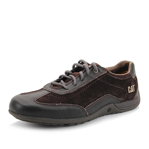CAT/卡特春夏季专柜同款牛皮男休闲鞋P718476E1WMI34  专柜2