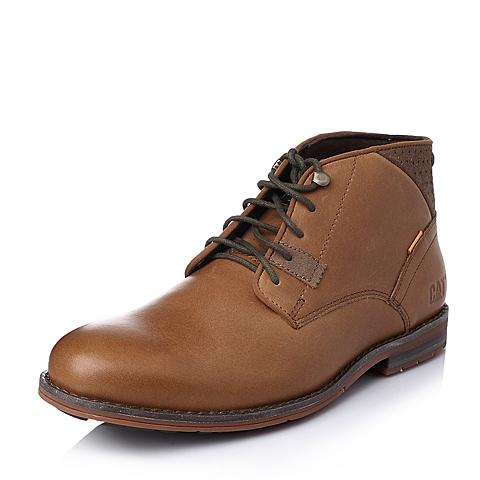 CAT/卡特专柜同款男士户外休闲低靴P720138E3EDY35年轻复古(Y H)
