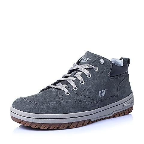 CAT/卡特年春夏牛皮/PU男休闲鞋活跃装备(Active)P717958F1EMA03