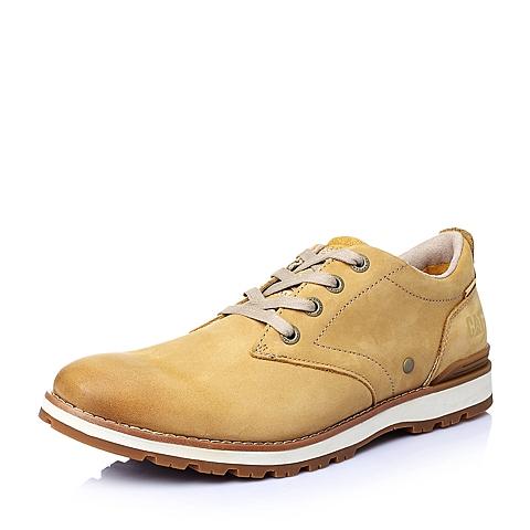 CAT/卡特2016春夏专柜同款黄男休闲鞋年轻复古(Young Heritage)P718508F1MMY40