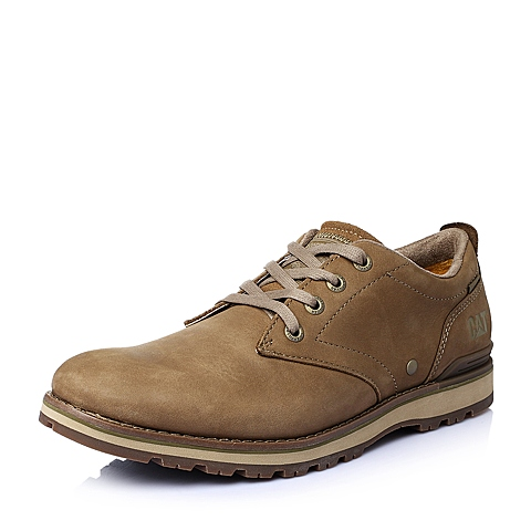 CAT/卡特春夏专柜同款浅棕男休闲鞋年轻复古(Young Heritage)P718508F1MMY40