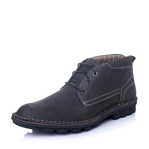 CAT/卡特年春夏青色牛皮男士休闲靴粗犷装备(Rugged)P719883F1UDR60