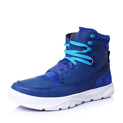 CAT/卡特年春夏专柜同款蓝色男士休闲鞋活跃装备(Active)P719686F1MDA01