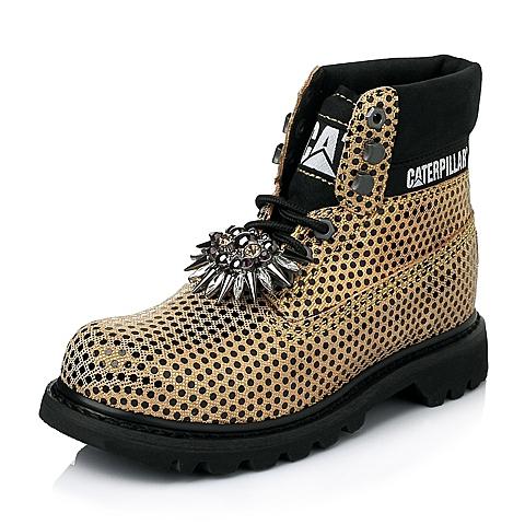 CAT/卡特年春夏专柜同款女士休闲靴粗犷装备(Rugged)P308371F1BDR73
