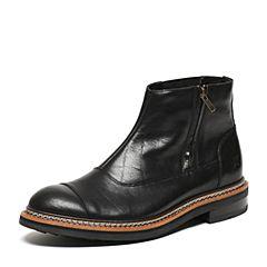 CAT/卡特秋冬 黑色男士户外休闲鞋传奇复古(Legendary Raw)P720355F3ODL01