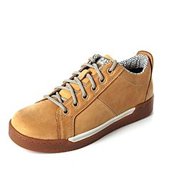 CAT/卡特专柜同款牛皮卡特专柜同款黄女户外休闲鞋活跃装备(Active)P309306G1KMA28