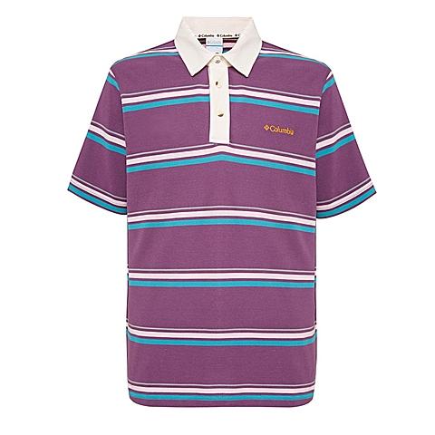 Columbia/哥伦比亚 男子户外休闲短袖T恤LM6332503