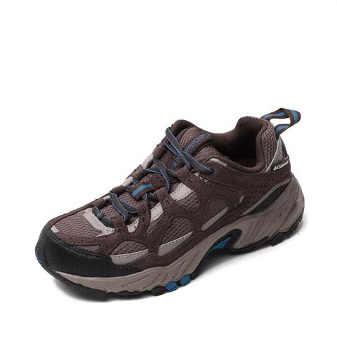 Columbia/哥伦比亚春夏棕色女款徒步鞋BL3636205Y
