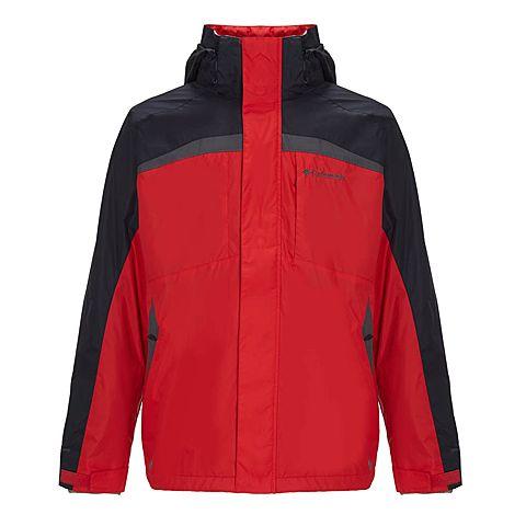 Columbia/哥伦比亚 男子户外三合一冲锋衣PM7804691