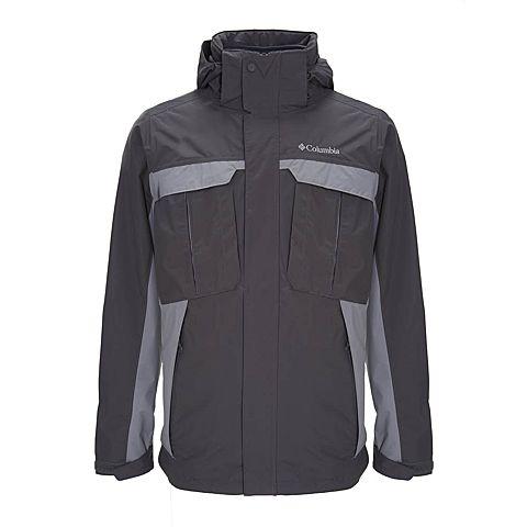 Columbia/哥伦比亚 男子户外三合一冲锋衣WM7118028