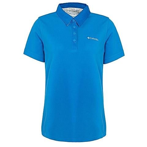 Columbia/哥伦比亚 女子户外短袖T恤LL6345072