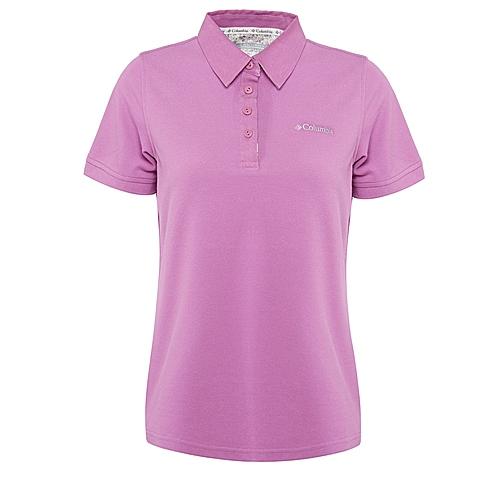 Columbia/哥伦比亚 女子户外速干短袖T恤LL6345637