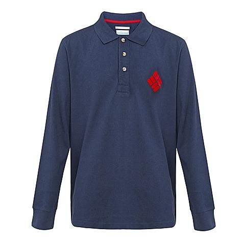 Columbia/哥伦比亚 男子户外休闲长袖T恤LM6221425