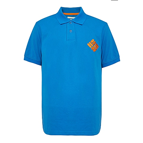 Columbia/哥伦比亚 男子户外休闲速干短袖T恤LM6347072