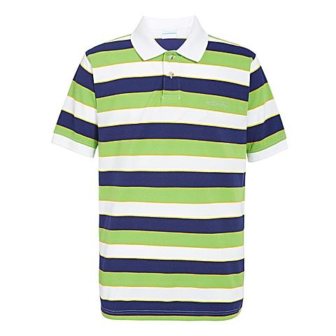 Columbia/哥伦比亚 男子户外休闲短袖T恤PM2255100