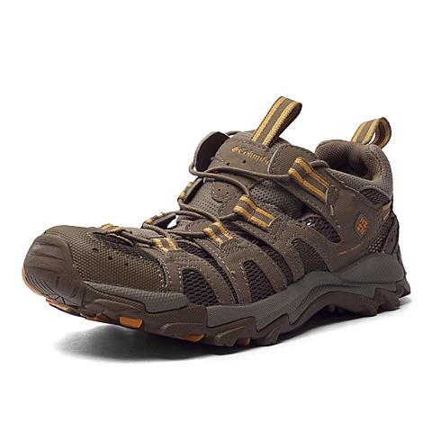 Columbia/哥伦比亚 男子户外凉拖鞋BM4215239