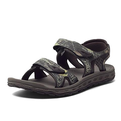 Columbia/哥伦比亚 男子户外凉拖鞋BM4392255