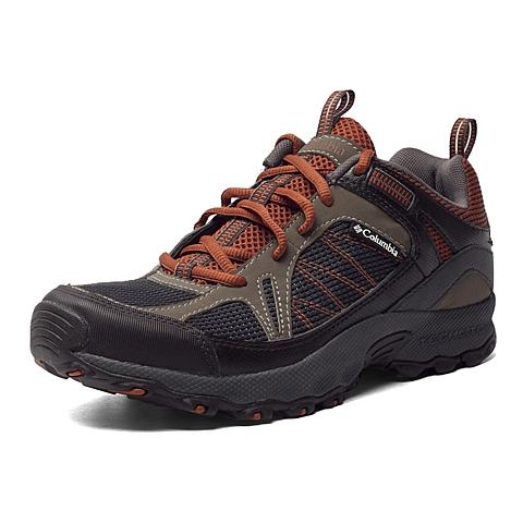 Columbia/哥伦比亚 男子户外徒步鞋BM3558801