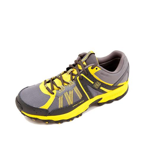 Columbia/哥伦比亚春夏黄色男子防水透气 超轻缓震 强抓地力 户外徒步鞋BM3675030