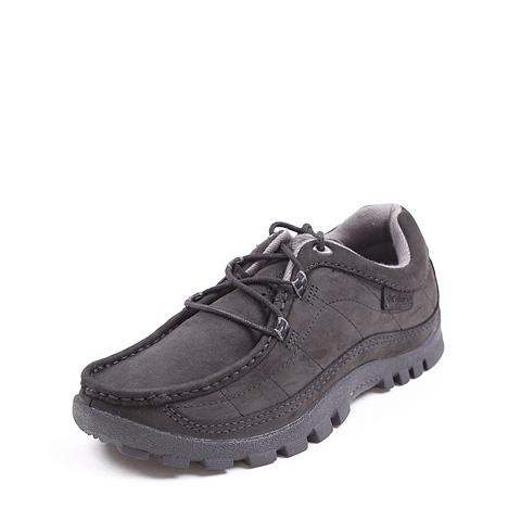 Columbia/哥伦比亚黑色男款磨砂皮鞋面超轻缓震 防污防泼水 户外休闲鞋DM1008010