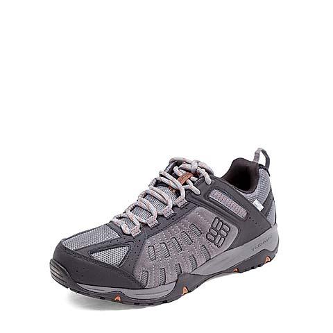 Columbia/哥伦比亚灰色男子卓越防水透气功能徙步鞋BM3788003 超轻缓震