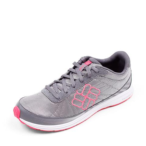 Columbia/哥伦比亚女灰色TRAIL 热能反射功能徒步鞋BL3822030