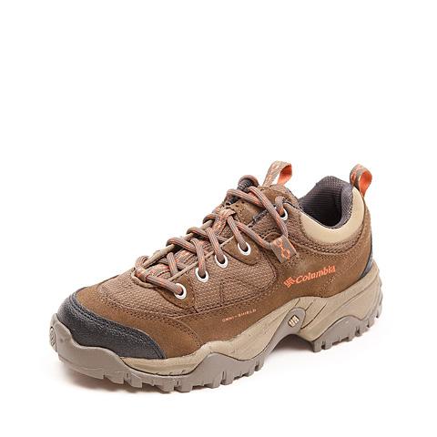 Columbia/哥伦比亚多功能徒步系列女军绿TRAIL 徒步鞋DL1067269