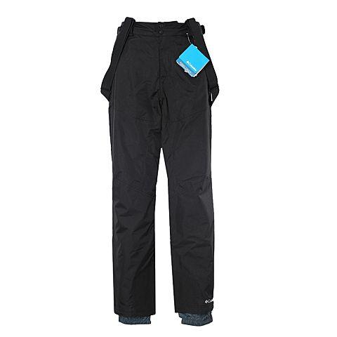 Columbia/哥伦比亚男子黑色长裤EE8046010