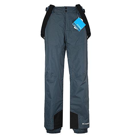 Columbia/哥伦比亚男子蓝色长裤EE8046435