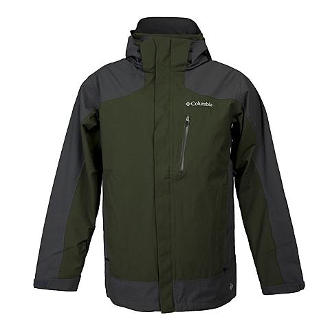 Columbia/哥伦比亚 男子户外夹克冲锋衣PM2685347