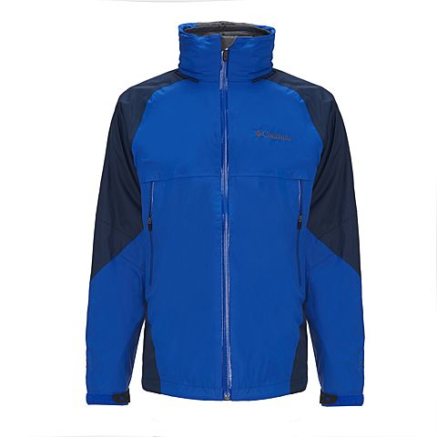 Columbia/哥伦比亚 男子户外三合一冲锋衣PM7841437