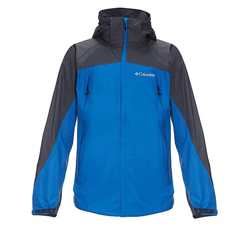 Columbia/哥伦比亚 专柜同款男子户外防水透气冲锋衣PM2481072