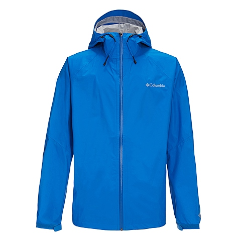 Columbia/哥伦比亚 专柜同款男子户外防水透气冲锋衣PM2486431