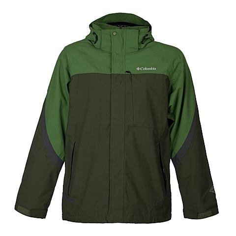 Columbia/哥伦比亚 专柜同款男子冲锋衣PM2930350