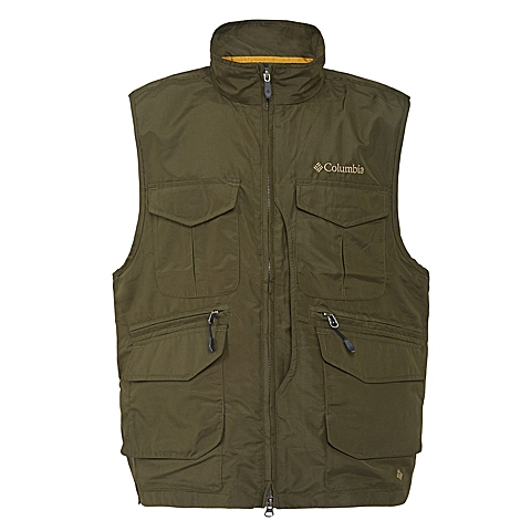Columbia/哥伦比亚男子户外冲锋衣马甲背心PM1999213