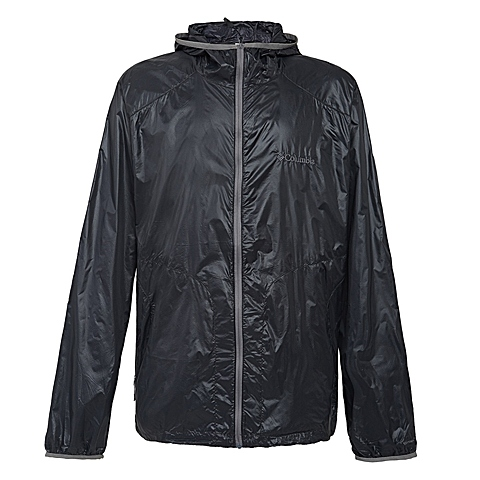 Columbia/哥伦比亚男子户外防风抗污薄款冲锋衣PM2142010