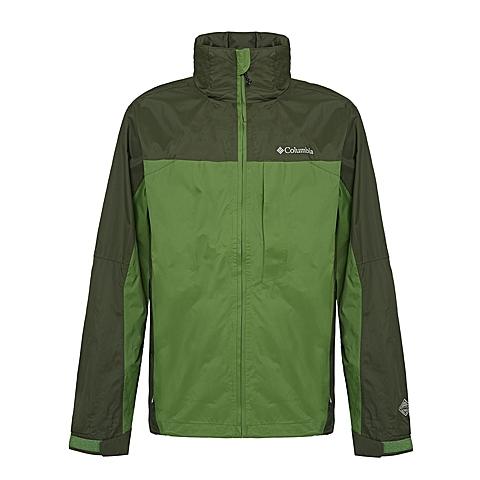 Columbia/哥伦比亚男子户外冲锋衣PM2483354