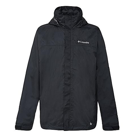 Columbia/哥伦比亚男子户外冲锋衣PM2484010