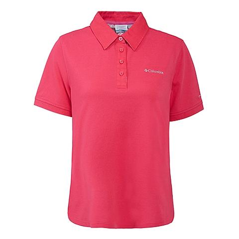 Columbia/哥伦比亚 女子短袖POLO衫LL6356600
