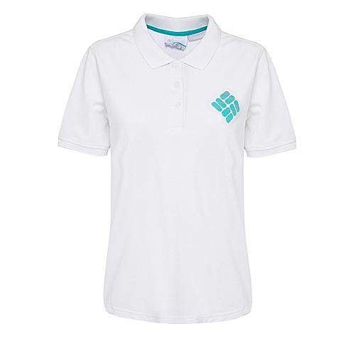 Columbia/哥伦比亚 女子户外速干短袖T恤LL6357100