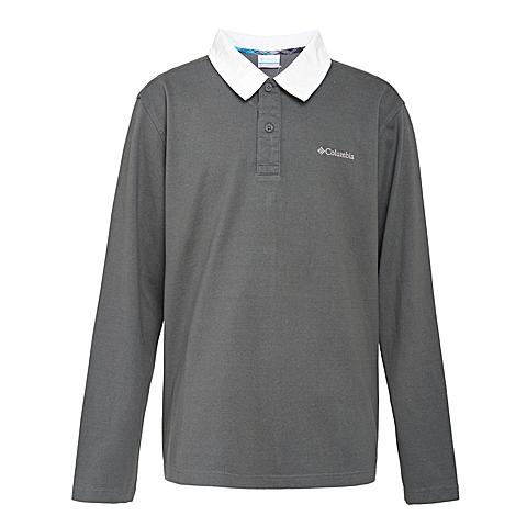 Columbia/哥伦比亚 男子户外休闲长袖T恤LM6228028