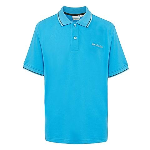 Columbia/哥伦比亚 男子户外休闲短袖T恤LM6374491