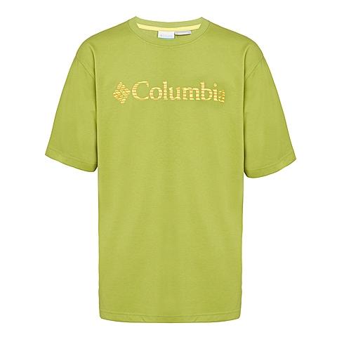 Columbia/哥伦比亚 男子休闲速干短袖T恤LM6842327
